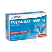 Efferalgan 1g Cappuccino granules 8 sachets à BAR-SUR-AUBE