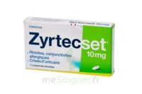 ZYRTECSET 10 mg, comprimé pelliculé sécable à BAR-SUR-AUBE