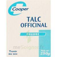 COOPER TALC, bt 250 g à BAR-SUR-AUBE