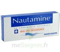 NAUTAMINE, comprimé sécable à BAR-SUR-AUBE