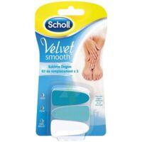 Scholl Velvet Smooth Ongles Sublimes kit de remplacement à BAR-SUR-AUBE