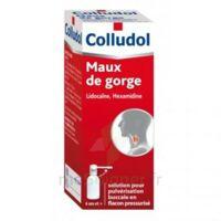 COLLUDOL Solution pour pulvérisation buccale en flacon pressurisé Fl/30 ml + embout buccal à BAR-SUR-AUBE