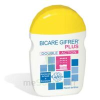 Gifrer Bicare Plus Poudre double action hygiène dentaire 60g à BAR-SUR-AUBE