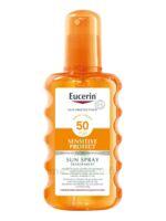 Eucerin Sun Sensitive Protect Spf50 Spray Transparent Corps 200ml à BAR-SUR-AUBE