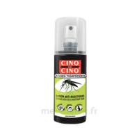 Cinq sur Cinq Zones Tempérées Lotion anti-moustique 100ml à BAR-SUR-AUBE