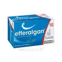 EFFERALGANMED 1 g Cpr eff T/8 à BAR-SUR-AUBE