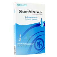 DESOMEDINE 0,1 % Collyre sol 10Fl/0,6ml à BAR-SUR-AUBE