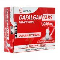 Dafalgantabs 1 G Cpr Pell Plq/8 à BAR-SUR-AUBE