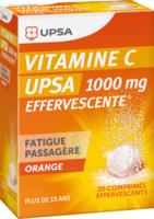 Vitamine C Upsa Effervescente 1000 Mg, Comprimé Effervescent à BAR-SUR-AUBE