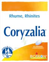 Boiron Coryzalia Comprimés orodispersibles à BAR-SUR-AUBE